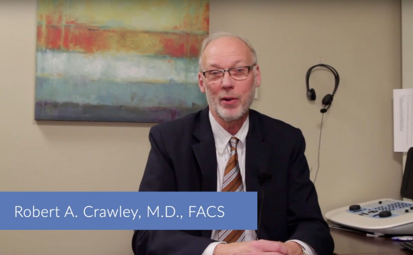 Dr. Crawley Discusses Common Ear Conditions & Treatments