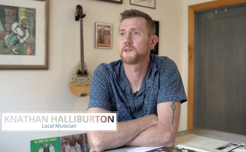 Local musician regains hearing with help from Greater Knoxville ENT.