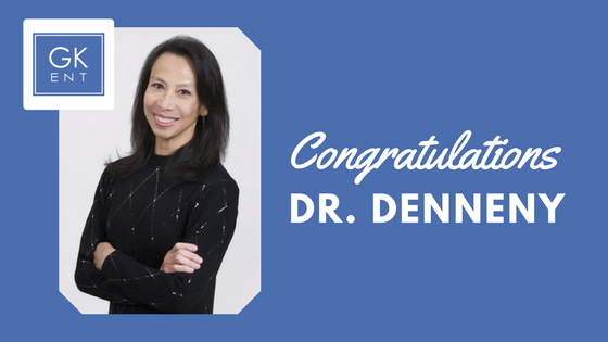 Dr. Elise Denneny Named TMA President-Elect