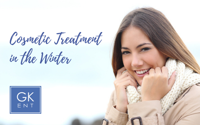 Cosmetic Treatment in the Cooler Months