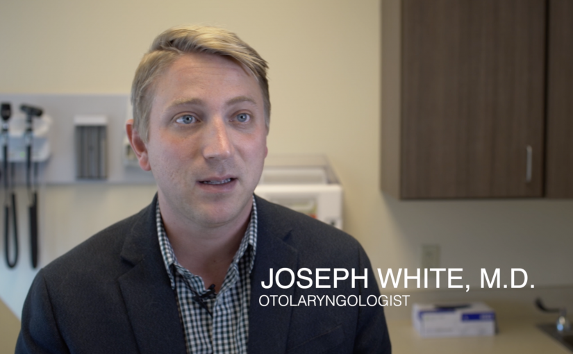 Meet Dr. Joseph White of Greater Knoxville ENT