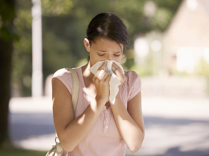How to Treat Allergies in the Summertime