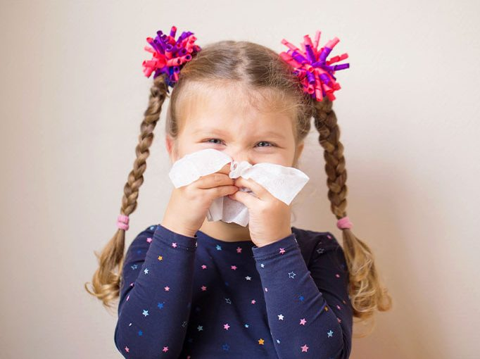 Allergies or Covid-19 in Children? How to Tell the Difference