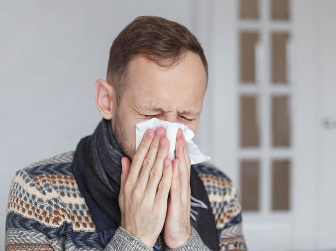 COVID-19 and Winter Allergies
