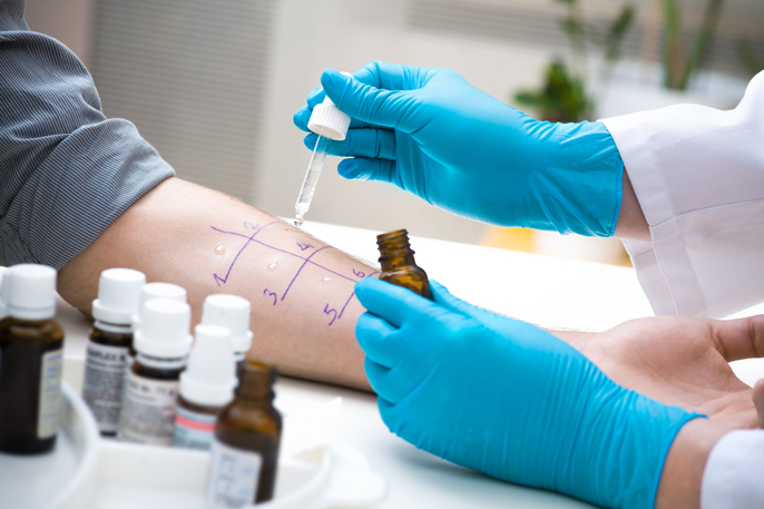 Allergy Skin Test - Greater Knoxville ENT